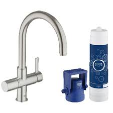 Kitchen Faucet Water Purifier Faucet Water Filter For Kitchen Sink Ideas With Images Complete