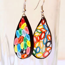 funky earrings make funky earrings follow guidecentral for crafts and diy