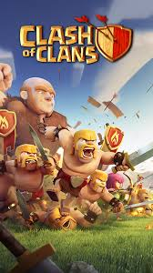 wallpaper coc keren for android wallpapers clash of clans pocket gamer game hub
