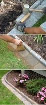 Stone Brick Use Cement Or Stone Bricks To Edge Your Garden U2014 The Lawn Mower