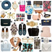 trendy gifts for her 2016 christmas gifts under 100 for him and for her fashion gift ideas