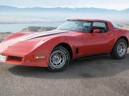 1981 c 3 corvette inferno orange metallic paint cars pinterest