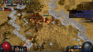 Poe Maps Dunes Map Official Path Of Exile Wiki