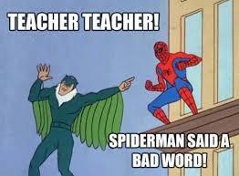 56 60s spiderman meme images funny