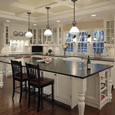 kitchen island with legs adding farmhouse charm farmhouse kitchens white cabinets and