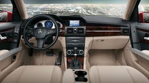 2012 mercedes glk350 review mercedes glk class interior cars mercedes