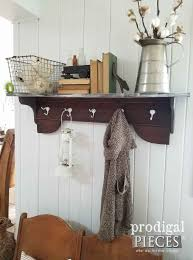 repurposed coat rack diy by a prodigal pieces