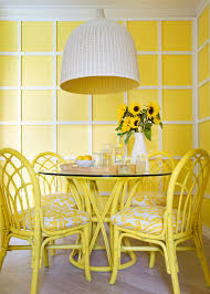 dining room yellow glass pendant lamp chandelier with yellow