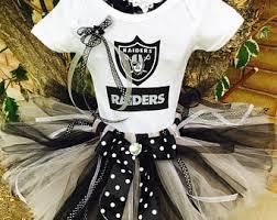Raiders Halloween Costume Football Uniform Etsy