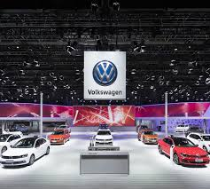 volkswagen china trade fair concept for volkswagen at the beijing international