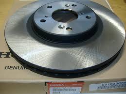 2007 honda accord rotors amazon com honda genuine oem front brake rotor 45251 ta6 a00