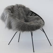 Black Circle Rug Grey Faux Fur Circle Rug Throw Me And My Trend