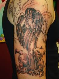 angel tattoos and designs page 37