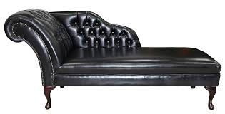Tufted Leather Chaise Collection In Ideas For Leather Chaise Lounge Design Glamorous Red