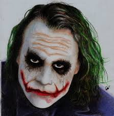 the joker heath ledger by joephilresma on deviantart
