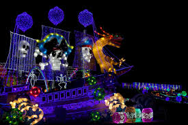 magical winter lights grand prairie in dfw magical winter lights 2017 giveaway
