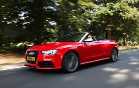 convertible audi red road test 2013 audi rs5 cabriolet gtspirit