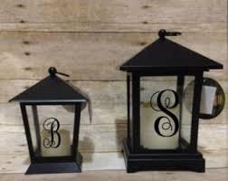 candle lantern etsy