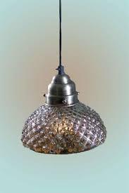 antique mercury glass floor l antiqued mercury glass pendant by vagabond vintage