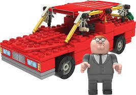 lego honda amazon com k u0027nex family guy peter and station wagon building set