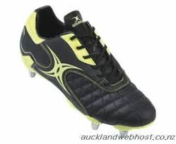 buy rugby boots nz gilbert sidestep revolution sg rugby boots black lime 379656
