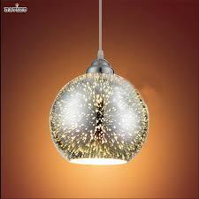 Kitchen Dining Light Fixtures by Art Decor Pendant Lights Fixture With 3d Firework Lighting For