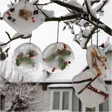 Outdoor Tree Ornaments by