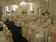 Cheap Chair Covers For Weddings Used Wedding Chair Covers Ebay