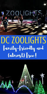 national zoo christmas lights free christmas lights in dc zoolights at the national zoo