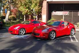 nissan 370z vs nismo vizuri motorsports 350z vs 370z