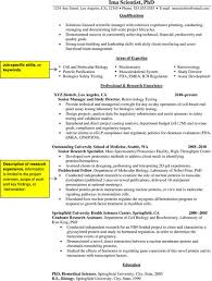 Resume Text Job Search Basics How To Convert A Cv Into A Resume Nature