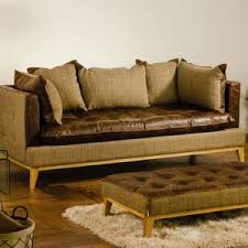 Vintage Leather Sofa Bed Vintage Leather Sofas Contemporary Cushions