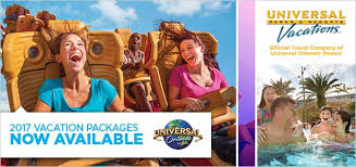 universal on site vacation packages universal studios orlando
