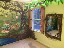 best 25 girls bedroom mural ideas on pinterest wall murals enchanted forest bedroom mural board and batten shutters enchanted mirror for the little