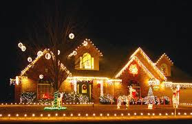 Outdoor Christmas Lights Decorations Christmas Light Safety Tips For The Home