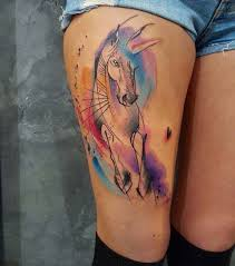 Horse Tattoo Ideas 60 Best Horse Tattoos Designs And Ideas With Meanings