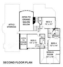 Floor Plan Salon by Laurens House Plan Designer Unique Style House Plans