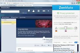zenmate for android browsing proxy zenmate now also available for firefox ghacks