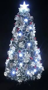 fiber optic christmas decorations fibre optic christmas trees small black blue fibre optic