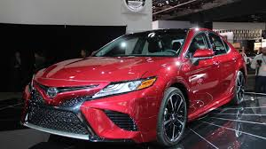 auto toyota 2018 toyota camry first look 2017 detroit auto show youtube