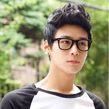 mens male wig handsome vogue korean boys short hair wigs in