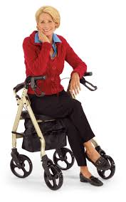 senior walkers with seat rolling walker comodità prima heavy duty review
