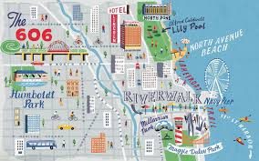Map Of Chicago Illinois by Wicker Park Bucktown Chicago Neighborhoods Choose Chicago