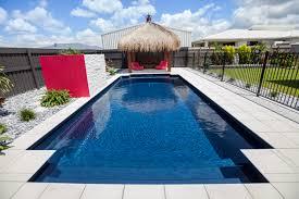 Pool Patios by Narellan Pools Federation Pool Swimming Fibreglass Inground