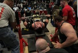 Heaviest Ever Bench Press Tiny Meeker Training
