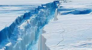 imagenes de la antartida se desprendió de la antártida el iceberg 30 veces más grande que la