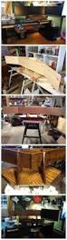 Wooden Gaming Desk by 36 Best Multiple Monitor Setup Images On Pinterest Gaming Setup