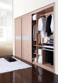 Wall Wardrobe Design by Bedroom Walk In Closet Design With White Modern Wall Wardrobe