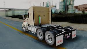 trailer kenworth 2016 kenworth t800 38s flat top for gta san andreas