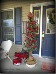 Primitive Christmas Window Decorations by 92 Best Primitive Christmas Porch Outdoor Displays Images On